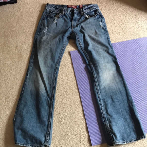 0a0c6b0d7a2 Aeropostale Jeans | Vintage Bootcut Mens | Poshmark